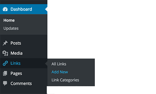 Links Manager Image