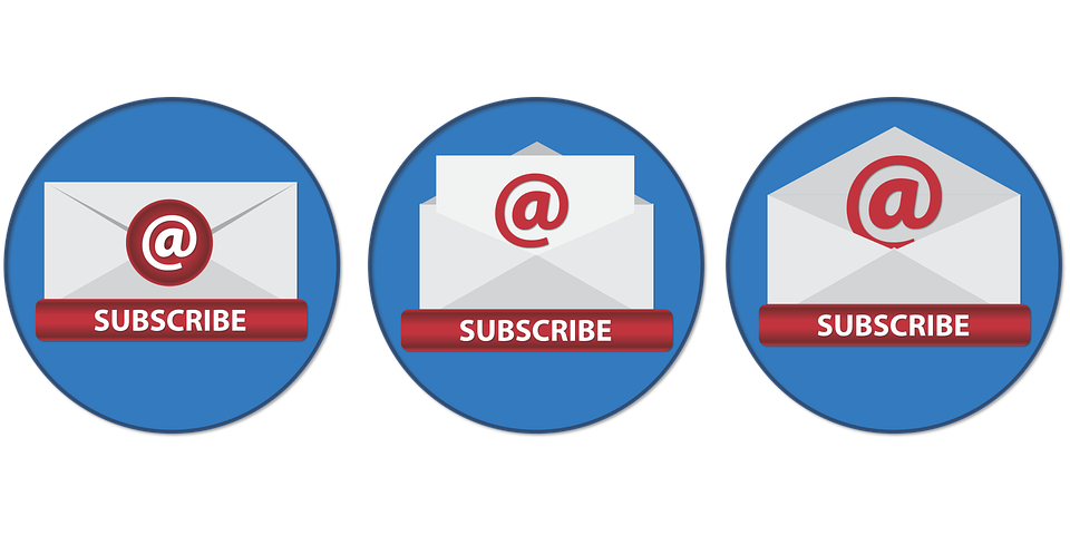 Newsletter Subscribe image